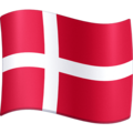 Flag: Denmark on Facebook 3.1