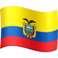 Flag: Ecuador on Facebook 3.1