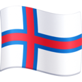 Flag: Faroe Islands on Facebook 3.1