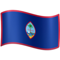 Flag: Guam on Facebook 3.1