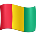 Flag: Guinea on Facebook 3.1
