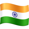 Flag: India on Facebook 3.1