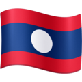 Flag: Laos on Facebook 3.1