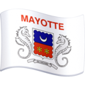 Flag: Mayotte on Facebook 3.1