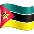 Flag: Mozambique on Facebook 3.1