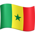 Flag: Senegal on Facebook 3.1