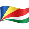 Flag: Seychelles on Facebook 3.1
