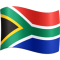 Flag: South Africa on Facebook 3.1