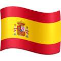 Flag: Spain on Facebook 3.1