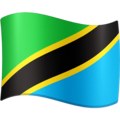 Flag: Tanzania on Facebook 3.1