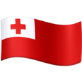 Flag: Tonga on Facebook 3.1