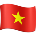 Flag: Vietnam on Facebook 3.1