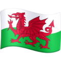 Flag: Wales on Facebook 3.1