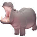 Hippopotamus on Facebook 3.1
