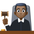 Man Judge: Dark Skin Tone on Facebook 3.1