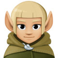 Man Elf: Medium-Light Skin Tone on Facebook 3.1