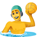 Man Playing Water Polo on Facebook 3.1