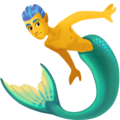 Merman on Facebook 3.1