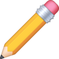 Pencil on Facebook 3.1