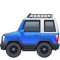 Sport Utility Vehicle on Facebook 3.1