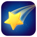 Shooting Star on Facebook 3.1