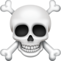 Skull and Crossbones on Facebook 3.1