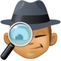 Detective: Medium Skin Tone on Facebook 3.1