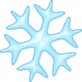 Snowflake on Facebook 3.1