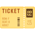 Ticket on Facebook 3.1