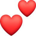 Two Hearts on Facebook 3.1