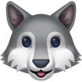 Wolf Face on Facebook 3.1