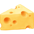 Cheese Wedge on Facebook 4.0