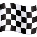 Chequered Flag on Facebook 4.0