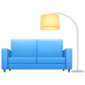 Couch and Lamp on Facebook 4.0