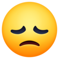 Disappointed Face on Facebook 4.0
