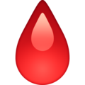 Drop of Blood on Facebook 4.0