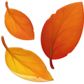 Fallen Leaf on Facebook 4.0