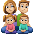 Family, Type-3 on Facebook 4.0