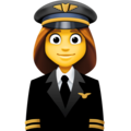 Woman Pilot on Facebook 4.0