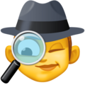 Woman Detective on Facebook 4.0