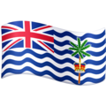 Flag: British Indian Ocean Territory on Facebook 4.0