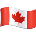 Flag: Canada on Facebook 4.0