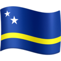 Flag: Curaçao on Facebook 4.0