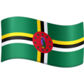 Flag: Dominica on Facebook 4.0