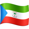 Flag: Equatorial Guinea on Facebook 4.0