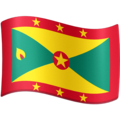 Flag: Grenada on Facebook 4.0