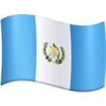 Flag: Guatemala on Facebook 4.0