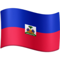 Flag: Haiti on Facebook 4.0
