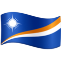 Flag: Marshall Islands on Facebook 4.0