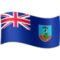 Flag: Montserrat on Facebook 4.0